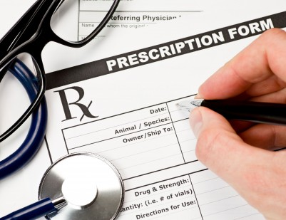 Counterfeit Prescriptions